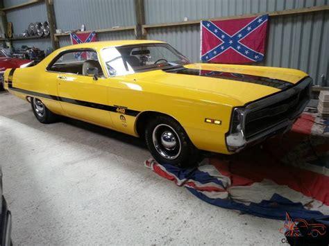 Mopar V8 Chrysler Muscle Car American Classic Car Not
