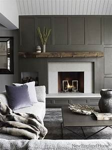 50, Best, Modern, Fireplace, Designs, And, Ideas, For, 2017