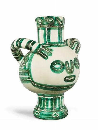 Picasso Ceramics Pablo Vase Antiquesandartireland Pottery Sotheby