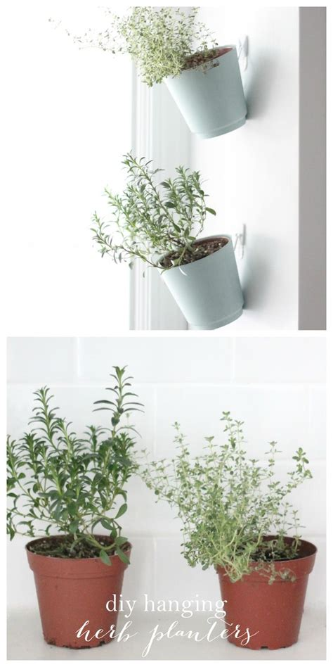 25 best ideas about indoor herb planters on