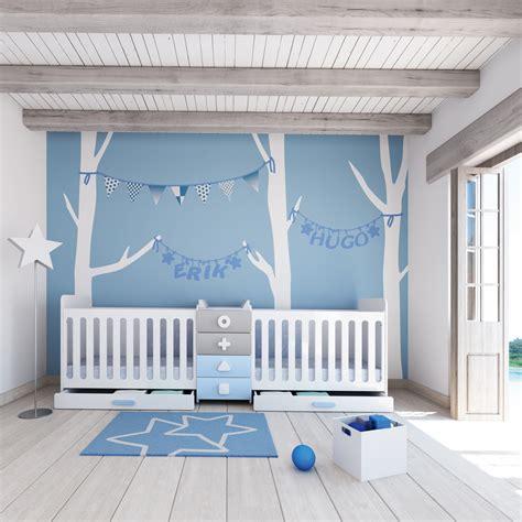 chambre bébé jumeaux lit jumeaux jumelles lits design spcial jumeaux le