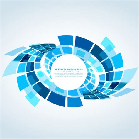 Abstract Shapes Shape Vector Png by Background With Blue Abstract Shapes Vector Free
