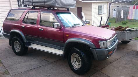 toyota surf car 1992 toyota hilux surf car sales qld brisbane west 2932053