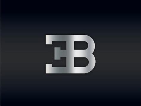 Car With Eb Logo by Bugatti Logo Wallpapers Wallpaper Cave
