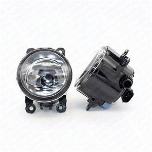 Front Fog Lights For Nissan Navara Pathfinder Interstar