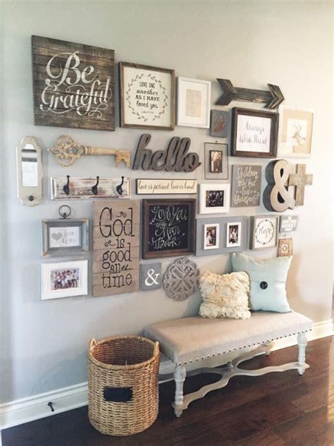 entryway wall decor 27 best rustic entryway decorating ideas and designs for 2017