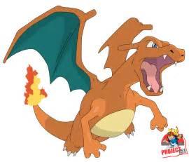 Pokemon Charizard Drawings
