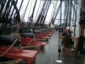 top deck - Picture of USS Constitution Museum, Boston ...