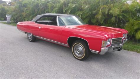 Chevy Impala Convertible For Sale Photos Technical