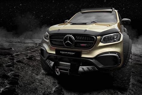 35x12.5x 16 r bf goodrich km3 mud tire. It's not Just Sixes with the Mercedes-Benz X-Class Exy 6X6 Pickup | Man of Many