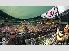 Live Ultra Korea 2015 Korea YouTube