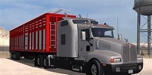 Kenworth T600 Truck - American Truck Simulator mod | ATS mod