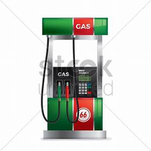 Modern gas pump Vector Image - 1826484 | StockUnlimited