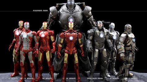 marvel comics iron man iron monger war machine