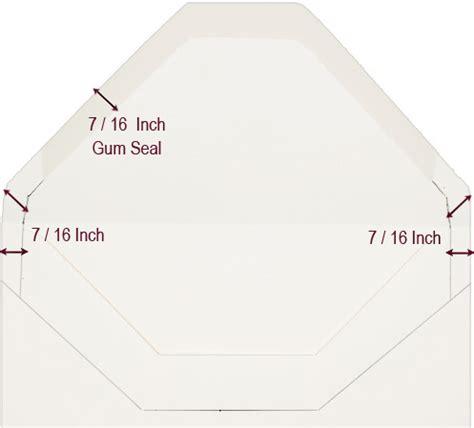 envelope liner template make your own envelope liner template free tutorial lci paper