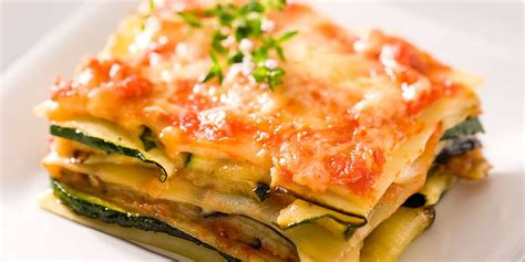 cuisine lasagne facile lasagnes végétariennes facile et pas cher recette sur cuisine actuelle