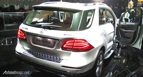 Gambar Mobil Mercedes Gle Class by Mercedes Gle 2016 Rear View Autonetmagz Review