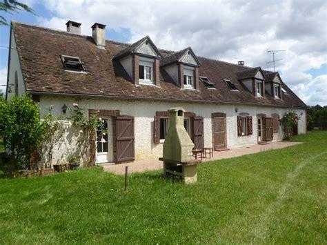 maison 224 vendre en bourgogne yonne charny fermette de 220m2 habitables avec 3300m2 jardin
