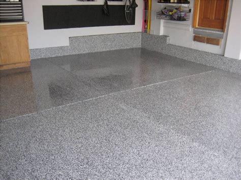 Epoxy Garage Floor Paint Ideas Photos  Grezu Home