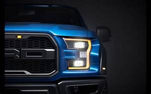 2017 Ford F-150 Raptor muscle pickup f150 awd wallpaper ...