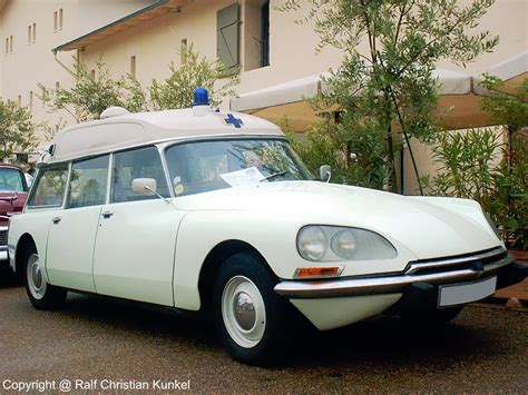 Citroen Ds 21 Cabriolet. Von 1961