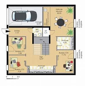 grande construction passive detail du plan de grande With faire un plan de maison 1 pavillon classique detail du plan de pavillon classique