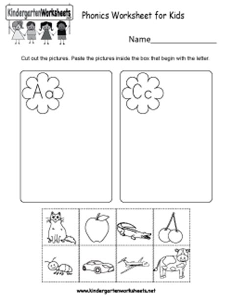 preschool vowels worksheet  kindergarten preschool