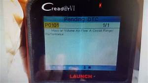 P0101 Error Code Toyota Prius  Air Flow  Air Filter  Air
