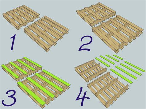 diy pallet furniture plans   build diy woodworking