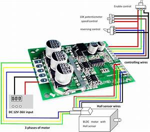 Brushless Esc Wiring Diagram