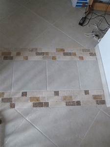 Frise Carrelage Sol : raccord carrelage recherche google deco interieur tiles flooring et tile floor ~ Melissatoandfro.com Idées de Décoration