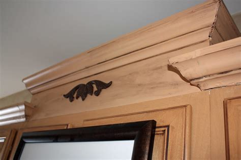 molding for cabinets transforming home how to add crown molding to kitchen
