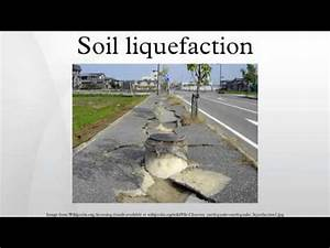 Soil liquefaction - YouTube