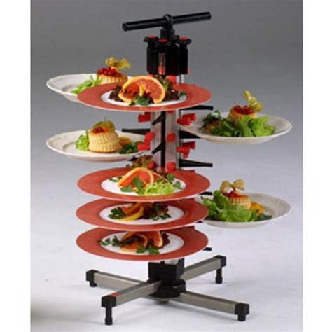 cuisine des pros echelle porte assiettes de table 24 plats
