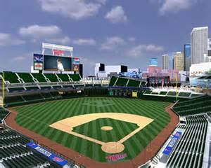 Minnesota Twins Baseball Target Field