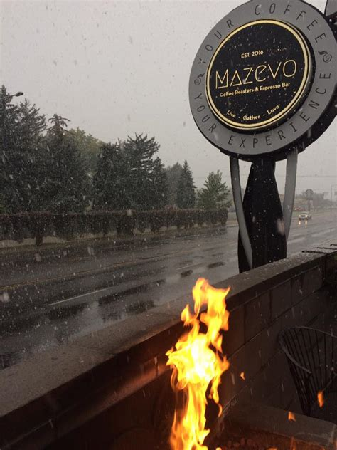 We have a passion for community and would love to meet you! Mazevo Coffee Roasters & Espresso Bar - 4 Photos - 30 Reviews - Coffee Shop - 819 Grand Ave ...