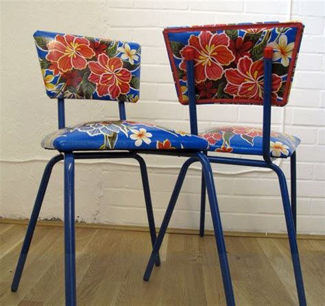 reupholster kitchen chair back
