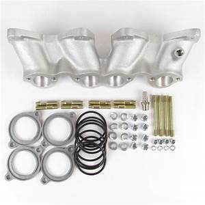 Vw 8v Engine Intake  Inlet Manifold Weber Dcoe  Dellorto