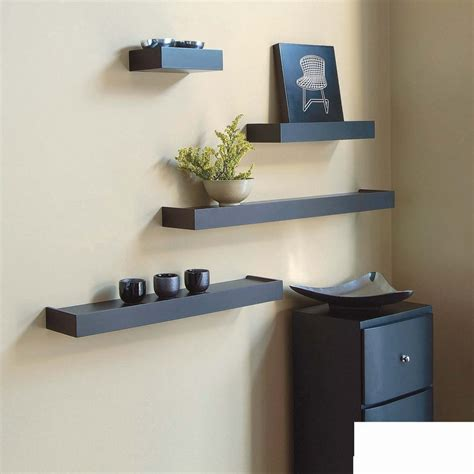 Wall Shelves by 15 Cheap Floating Wall Shelves 40 In 2017 That You