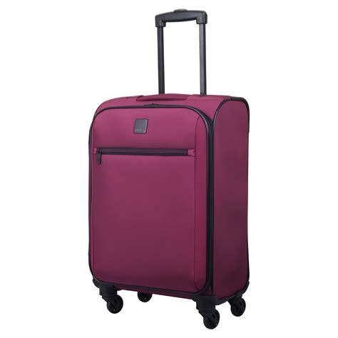 Cabin Suitcase Tripp Scarlet Circle 4 Wheel Cabin Suitcase Cabin