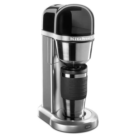 Honestly, while it's not exactly the same, the kitchenaid coffee maker doesn't do a bad job of it. KitchenAid KCM0402CU KitchenAid® Personal 18-oz Drip Coffee Maker, Accommodates Travel Mugs, Silver