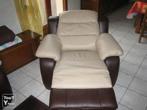 cuir center canap 233 fauteuil relax clermont ferrand 63000