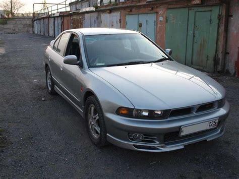 Mitsubishi Galant 1998 by 1998 Mitsubishi Galant Sports Pictures 2 5l Gasoline