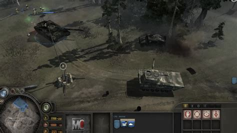 coh mc ingame trailer 5 company of heroes modern combat for company of heroes