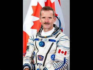 Canadian Astronaut - Pics about space