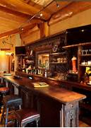 Rustic Home Bar Designs by Drinks On You Creating A Home Bar