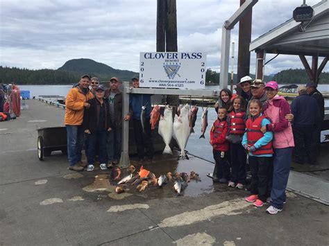 charter fishing  ketchikan alaska july