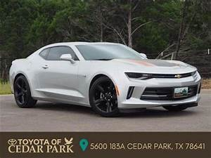 2016 Chevrolet Camaro Lt Coupe For Sale In Leander  Texas
