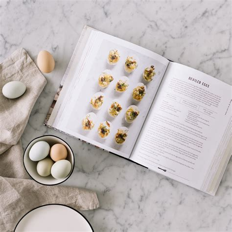 magnolia table cookbook joanna gaines deviled eggs magno li appetizers