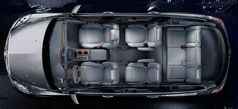 Bird's Eye View Of The 2013 #buick Enclave. Seats Up To 8